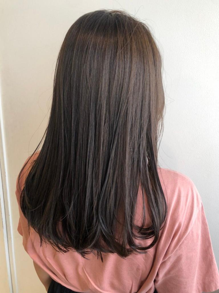 ジュ ダークグレー グレージュとはどんな髪色?プロがグレージュカラーを徹底解説